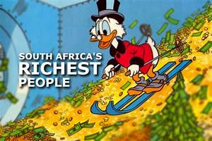 South Africa's richest people