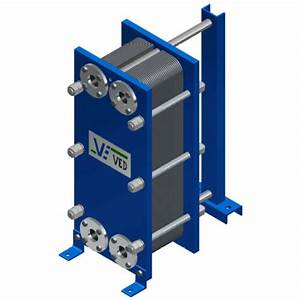 Plate Type Heat Exchanger At Rs 50000   Piece