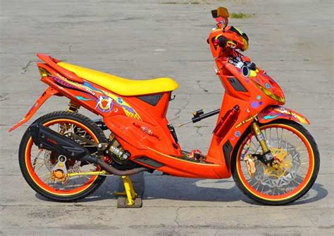 Modif Mio Sporty Cornering by This Article To Linkedin