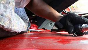 94 Camaro Fuel Pump Removal