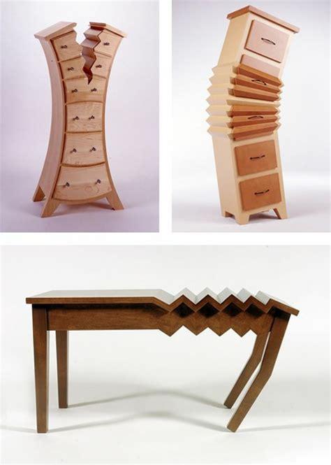 kitchen islands that look like furniture innovative möbel aus holz werden ihren wohnraum beleben