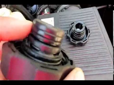 coolant loss fix coolant cap silverado sierra tahoe