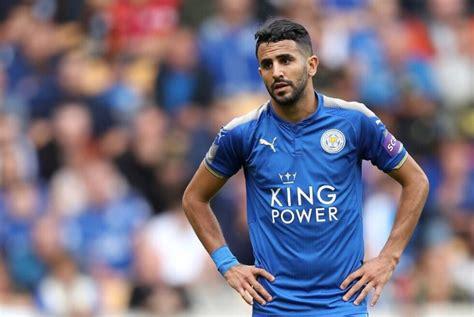 سبق له أن لعب في كأس العالم. نجوم ليستر سيتي الإنجليزي يرحبون بعودة اللاعب الجزائري رياض محرز