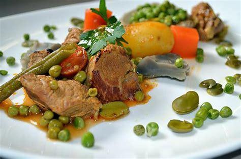 recette cuisine printemps recette de navarin d 39 agneau aux petits legumes de printemps