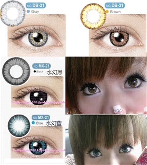 anime lenses contact lenses for quot anime quot boing boing