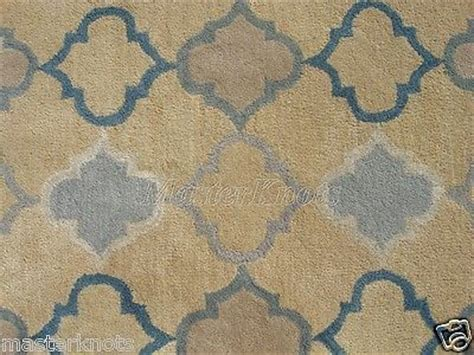 12x9 area rug brand new scroll yellow gold gray blue 9x12 12x9 handmade