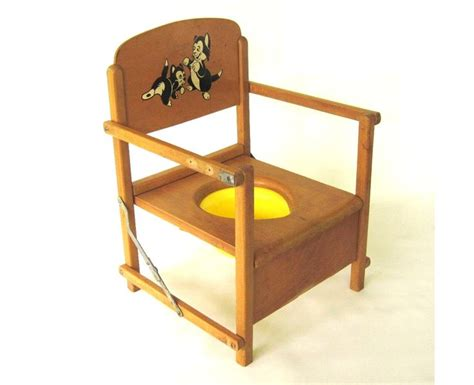 Childrens Wooden Potty Chairs by 75 Best Images About Vintage Potty Chair On