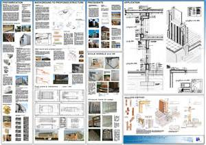 Architecture Design Presentation Sheets architectural design sheet presentation |excellencetell