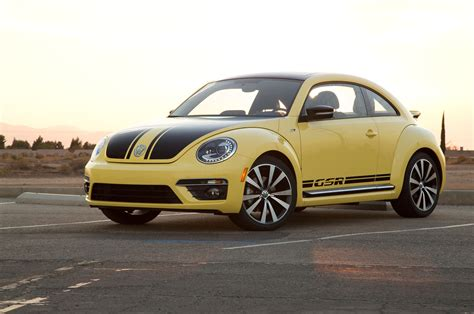 Volkswagen Beetle : 2014 Volkswagen Beetle Gsr First Test