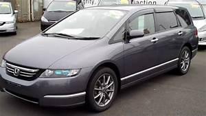 2003 Honda Odyssey 2 4l Auto Travelled 145 000 Km For Sale