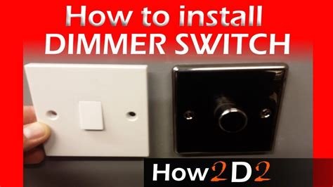 How Wire Dimmer Switch Replacing One Way With