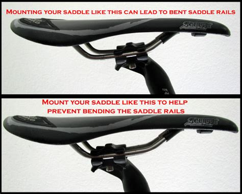 saddle bent rails rockshox clamp stronger needed reverb mtbr imtbtrails offset seatpost riders