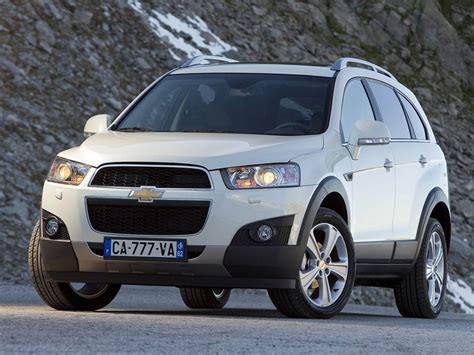Chevrolet Captiva Photo by Wallpapers Chevrolet Captiva Car Wallpapers