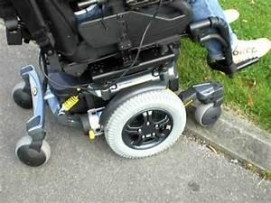 Fauteuil Roulant Electrique 6 Roues : fauteuil roulant lectrique quantum 6000 de pride youtube ~ Voncanada.com Idées de Décoration