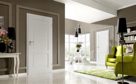 moderne holz innentueren mit glas von porta doors