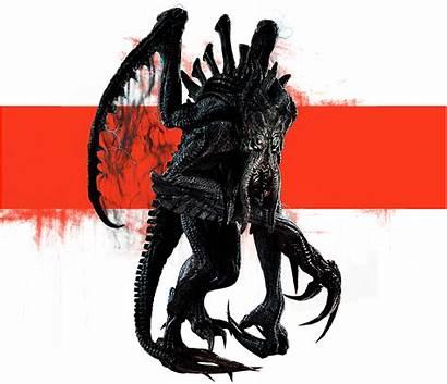 Evolve Kraken Monsters Monster Stage Alien Wraith