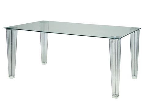 sur le canapé table à manger martine 6 couverts plateau en verre trempé