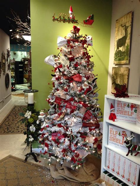 38 best images about themed christmas trees on pinterest