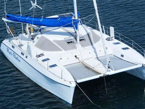 Catamaran For Sale by Sail Boats For Sale Philippines Blue Water Cruising Yachts