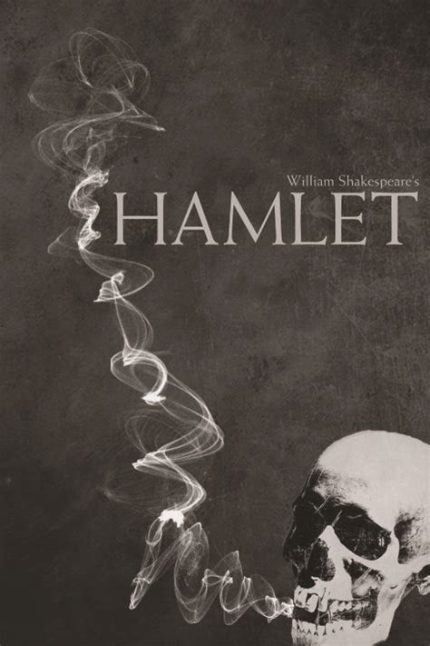 draft hamlet posters graphic design two