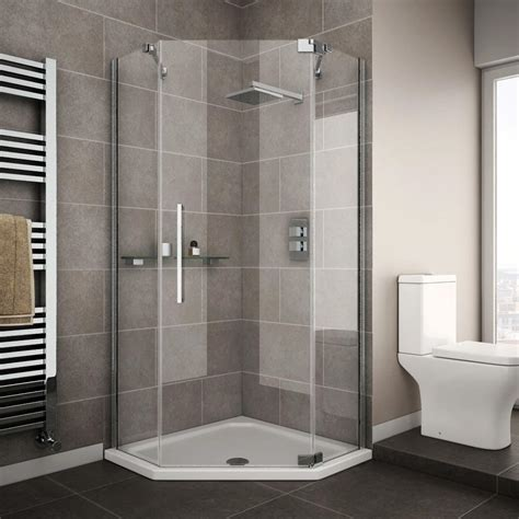 sit shower enclosures how to install a shower enclosure plumbing