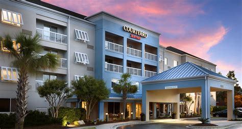 Hotels near Broadway at the Beach   Courtyard Myrtle Beach Broadway