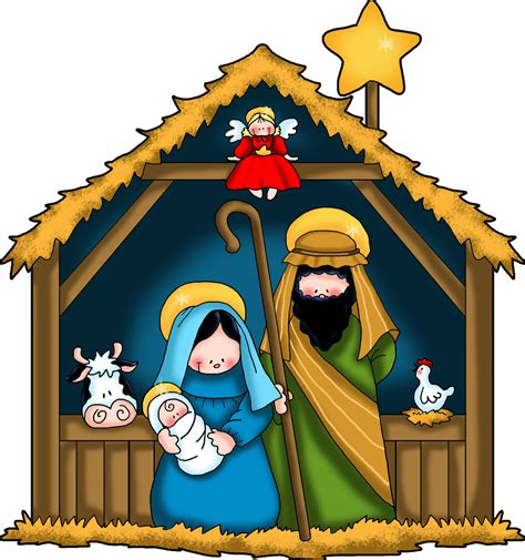 presepe clipart freenativity clipart clipart collection nativity
