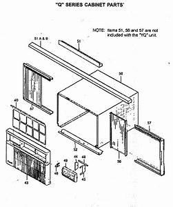 Friedrich Model Xq08j10a-a Air Conditioner