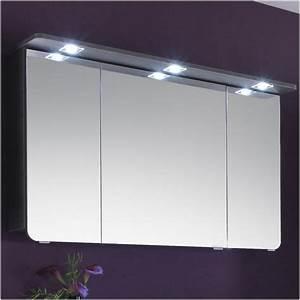 Badezimmer Spiegelschrank Mit Beleuchtung Alibert