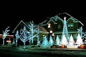 Christmas Lights  Outdoor Displays Go Higher And Higher