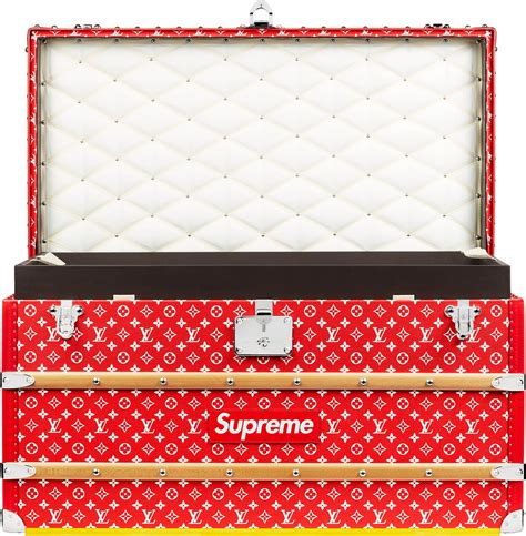 supreme reveals all louis vuitton looks plus pop up store