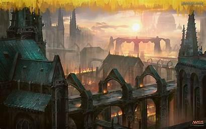 End Maze Mtg Magic Gathering District Wallpapers