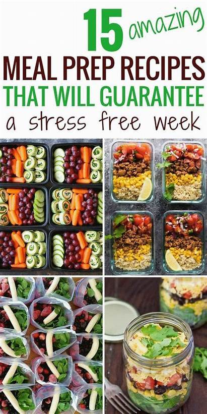 Recipes Meal Prep Healthy Dinner Lunch Easy