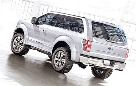 ford bronco price  specs  car review