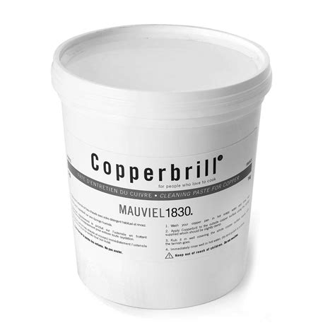 mauviel copperbrill copper cleaner oz cutlery