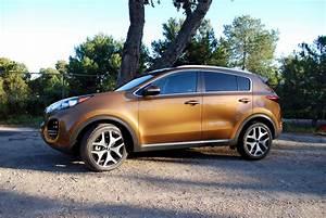 Notice Kia Sportage 2017 : five first impressions 2017 kia sportage carscoops ~ Gottalentnigeria.com Avis de Voitures