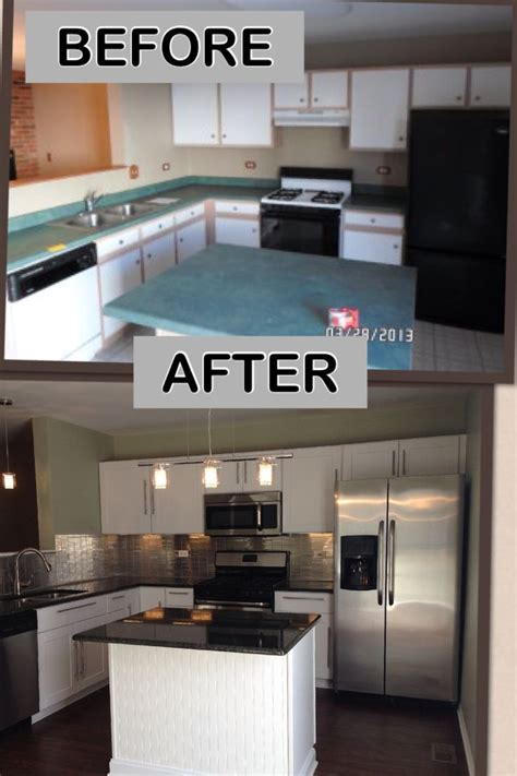 budget kitchen cabinets online kitchen remodel on a budget everything brand new for