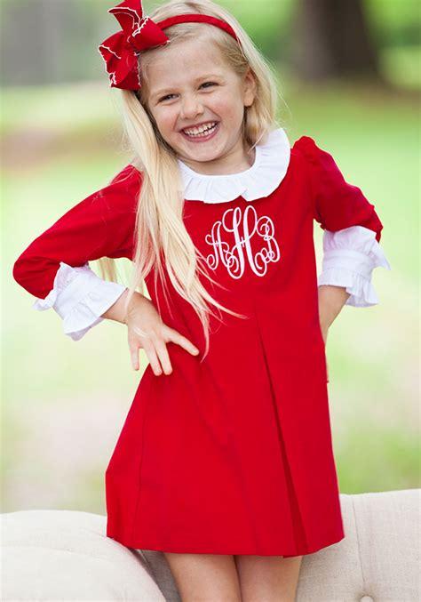 5 Adorable Christmas Dresses For Girls