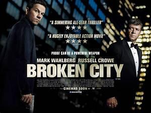 Broken City UK Poster - HeyUGuys