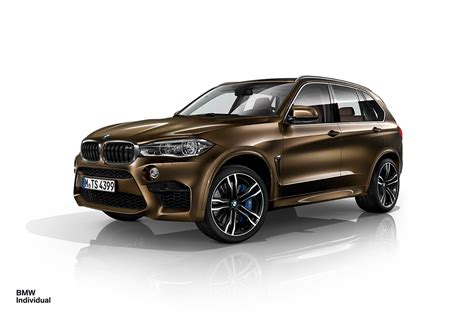 Bmw Individual Program Bmw X5 M And Bmw X6 M