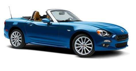 Who Makes Fiat Car by What Makes Fiat S 124 Spider More Than A Badge Engineered