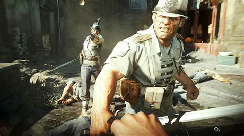 Dishonored 2 Screenshots And Concept Art Gamersbook