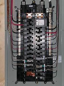 Electrical Panel Service Upgrades