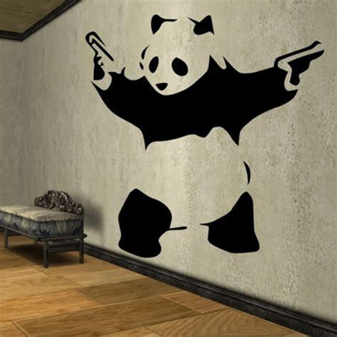 gong fu panda wall decal wall decal wallart signage