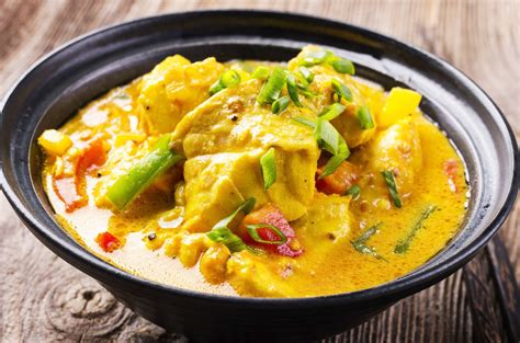 thai curry how to make a thai fish curry youtube