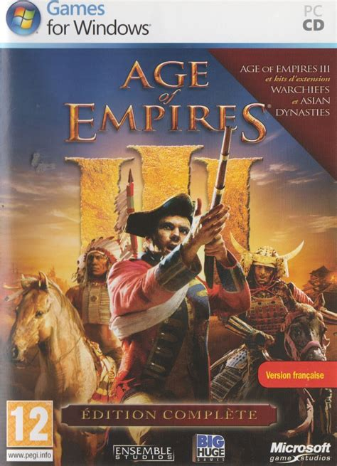 age  empires iii complete collection  windows
