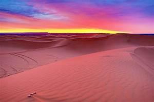 Sahara Desert Sunrise | Merzouga, Morocco | Travel Tips