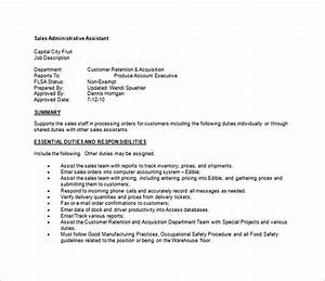 administrative assistant resume skills 13 administrative assistant job description templates