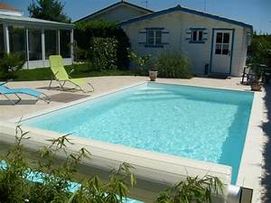 intallation piscine traditionnelle liner gris fonce a With piscine liner gris fonce
