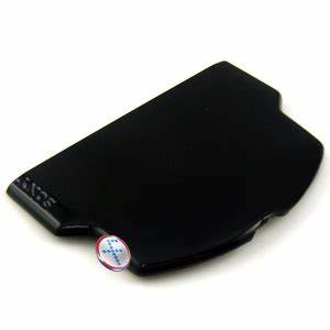 PSP 2000 battery cover in black :: PSP 2000 :: Sony Gaming ...